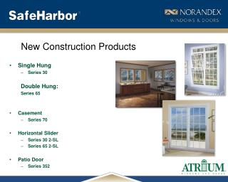 New Construction Products