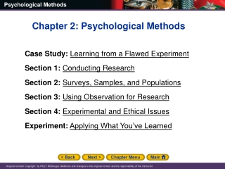 The Case-Study Method