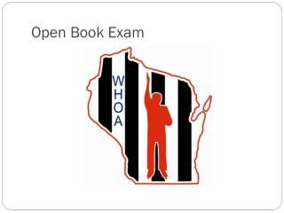 Open Book Exam