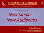 ArtsEnhance II Conference Presented by Arts Council Silicon ...