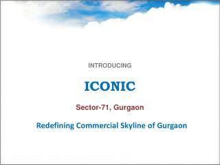 EARTH ICONIC |GURGAON| ASSURED RETURN |BEST DEAL-9810108454