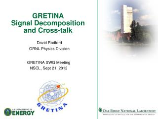 GRETINA  Signal Decomposition and Cross-talk