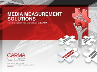 MEDIA MEASUREMENT SOLUTIONS