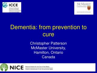 Dementia: from prevention to cure