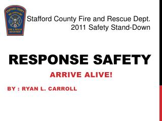Response SAFETY