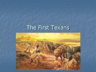 The First Texans