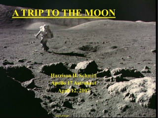 Trip to the Moon Presentation