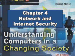 Chapter 4 Network and Internet Security