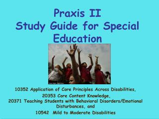 Praxis II Study Guide for Special Education