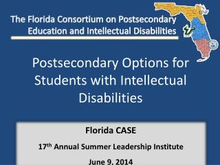 Postsecondary  Options  for Students  with Intellectual Disabilities