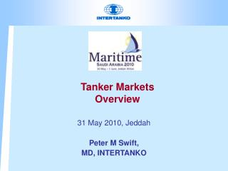 Tanker Markets Overview