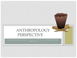 Anthropology Perspective