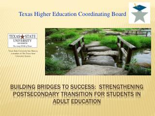 Texas Higher Education Coordinating Board