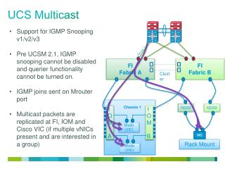 PPT - UCS Multicast PowerPoint Presentation - ID:1915490
