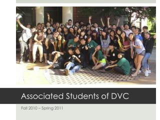 Associated Students of DVC