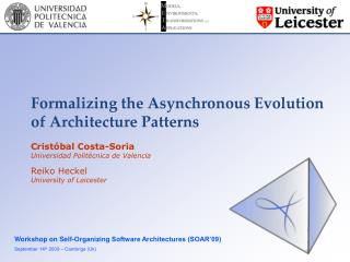 Formalizing the Asynchronous Evolution of Architecture Patterns