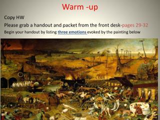 Warm -up