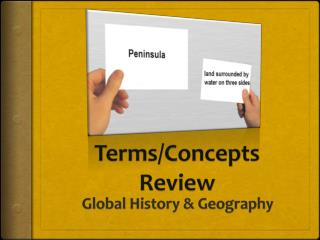Terms/Concepts Review