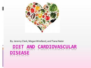 Diet And Cardiovascular disease