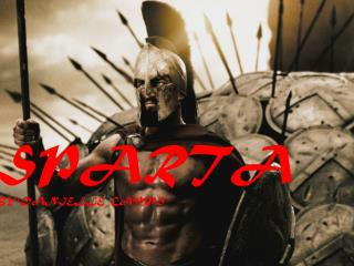 SPARTA BY:DANIELLE  CAMPS