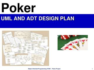 UML and ADT design plan
