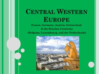 Central Western Europe