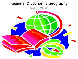 Regional & Economic Geography