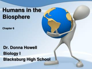 Humans in the Biosphere Chapter 6