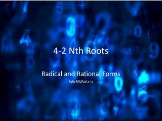 4-2 Nth Roots