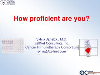 How proficient are you?
