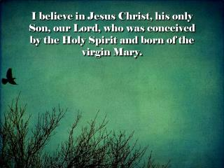 Christ = anointed