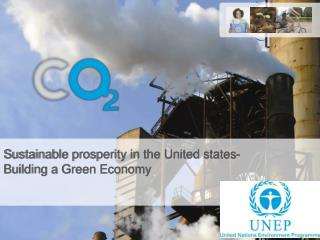 S ustainable prosperity in the United states- Building a Green Economy