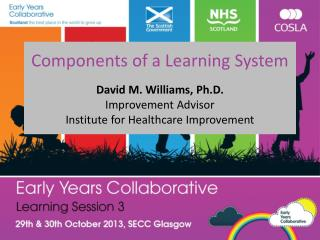 The Early Years Collaborative