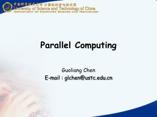 Performance Evaluation of Parallel  Programming Models