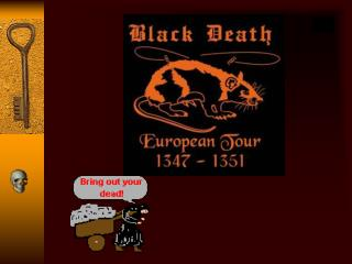 Black Death was one of 3 diseases that killed 1/3 of Europe's population.