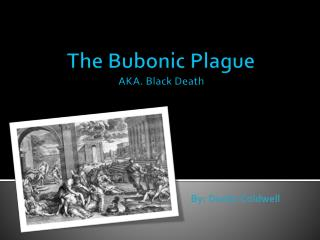 The Bubonic Plague AKA. Black Death