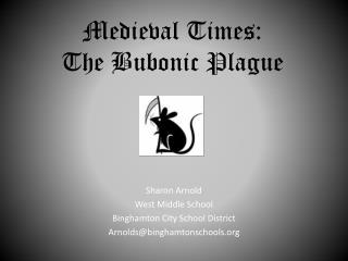 Medieval Times:  The Bubonic Plague