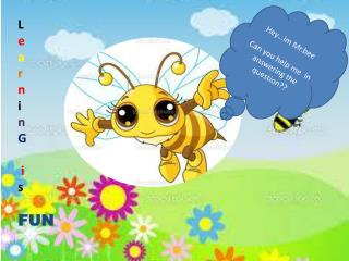 Hey… im Mr.bee Can you help me  in answering the question??