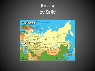 Russia by Sally