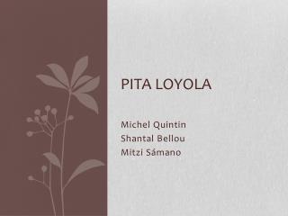 Pita loyola