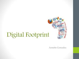 Digital Footprint