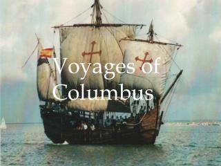 Voyages of Columbus