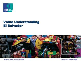 Value Understanding El Salvador