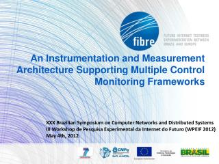 An Instrumentation and Measurement Architecture Supporting Multiple Control Monitoring Frameworks