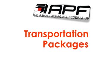 Transportation  Packages