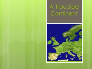 A Troubled Continent