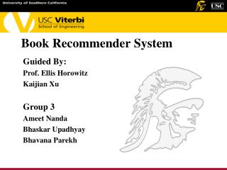 Book Recommender System