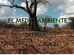 EL MEDIO AMBIENTE EN KENIA.