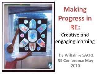 Making Progress in RE: Creative and engaging learning