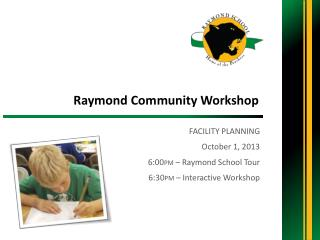 Raymond Community Workshop